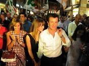 """Giorgio Gori Cristina Parodi cantano """"Bella Ciao"""", spettacolo vomitevole"""