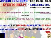 EVENTO HELPY, Damadama, VOL. Organizzato Chiara Piga Helpy