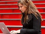 Internet nelle strade Parigi