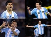 Guida Brasile 2014, gruppo l'Argentina