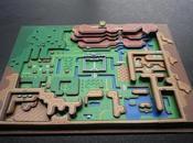 diorami carta dedicati mondo videogames