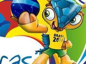 Brasile 2014: mascotte 'canzoni' Mondiale