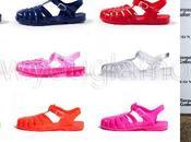 Jelly sandalo indossano tutte celebs