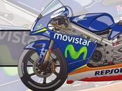Motorcycle Honda 2005-2009 Evan DeCiren