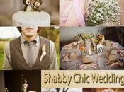 matrimonio Shabby Chic