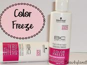 SCHWARZKOPF Shampoo Balsamo linea Color Freeze