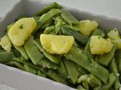 Insalata taccole patate