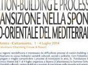 """Summer school """"variabili culturali, nation-building processi transizione nella sponda sud-orientale mediterraneo"""""""