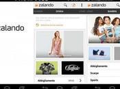 Zalando Shopping: effettuare acquisti noto ecommerce tramite un'applicazione Android