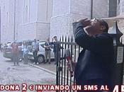 """CARLO CONTI: """"CON CUORE NOME FRANCESCO"""" (Assisi 14/06/2014), GRAN FRENESIA PRE-PARTITA, BEFFA METEO, PASSERELLA """"AMICIANI"""""""