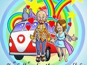"""matrimonio parte seconda: FATTO"""" rivisitazione matrimoniale stile hippie"""