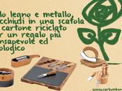 Idee bomboniere ecologiche regali sostenibili firmati Bomboniere