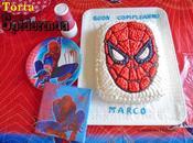 Torta uomo ragno Spiderman