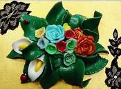 Quadro floreale- idee regalo handmade