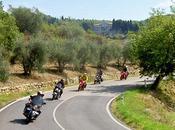 Moto Toscana: Prato delle Macinaie Castel Piano