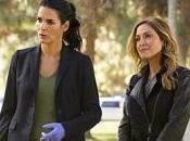 """""""Rizzoli Isles scoop sulla morte Det. Frost, gravidanza Jane proseguo della stagione"""