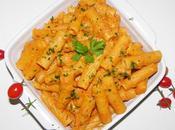 Rigatoni pomodoro mascarpone