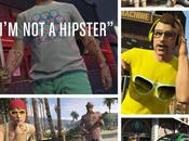 Grand Theft Auto ecco nuovo aggiornamento sono Hipster
