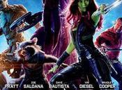 Guardiani della Galassia: poster ufficiale italiano