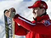 Schumacher perso venti chili, reagisce bene alla voce della moglie