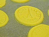 """Frollini senza glutine alias """"parigini"""" limone camomilla"""