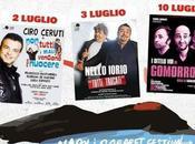 Napoli Cabaret Festival 2014 Castel Sant'Elmo