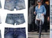 Shorts jeans: outfit sfoggiati dalle celebs!