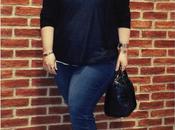 """Glam&Curves: outfit dello staff dell'Aspirante Biondo """"Florence Streets"""""""