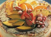 """Bavarese """"Diplomatica"""" alla frutta"""