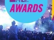 Awards 2014 diretta stasera Firenze Music
