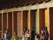 Architetti africani emergenti: edifici creativi Africa solo