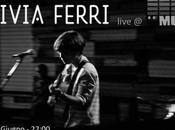 Livia Ferri live Giugno Mura Roma