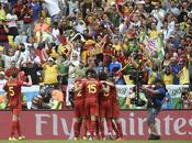 Mondiali: Belgio agli ottavi, bene l'Algeria, USA-Portogallo