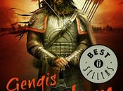 Gengis Khan figlio cielo, libro Franco Forte