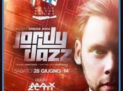 giugno 2014 Jordy Dazz Music Rocks Positano (Sa)