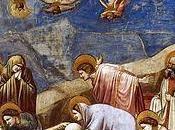 Giotto's masterpiece. Compianto Cristo Morto, Cappella degli Scrovegni, Padova
