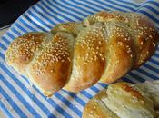 Treccia pane latte semi sesamo (MdP)