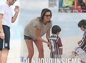 Gigi Buffon Alena Seredova mare Brasile figli: Ilaria D'Amico casa
