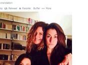 """moglie Mentana ancora contro l'amante Twitter: """"Sfasciafamiglie"""""""