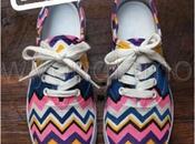 Tutorial: come realizzare Missoni Shoes
