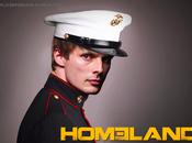 Bradley James cast Homeland ecco primo scatto