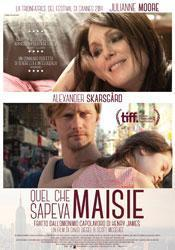Recensione dolce drammatico film Quel sapeva Maisie
