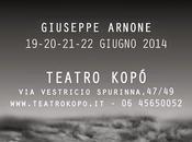SONO NATO VOLARE, Giuseppe Arnone ancora volta firma successo
