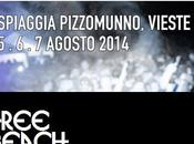 ISF2014 Vieste Free Beach Festival agosto 2014 (FG) Gargano.
