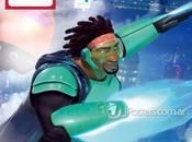 Nuovi character poster Hero