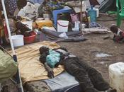 Bentiu (Sud Sudan) /Sovraffollamento condizioni invivibili profughi