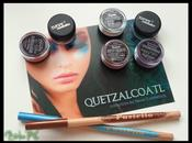 QUETZALCOATL COLLECTION della NEVE COSMETICS PREVIEW SWATCHES