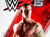 2K15, John Cena l'atleta copertina