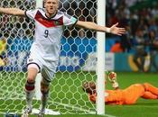 Mondiali, Ottavi: Germania Francia avanti