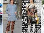 stile eccentrico colorato Delfina Delettrez Fendi